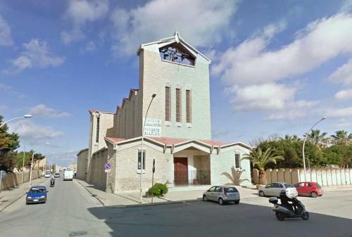 Covid19: chiusa temporaneamente la chiesa di San Giovanni Battista a Trapani