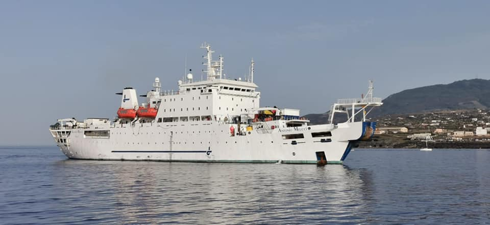 Pantelleria: dopo 15 giorni riparato il cavo sottomarino