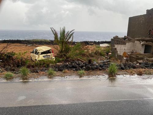 Sono due abitanti di Pantelleria le vittime della tromba d'aria