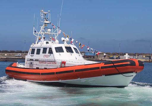 Dopo sette anni la Cp301 lascia Pantelleria