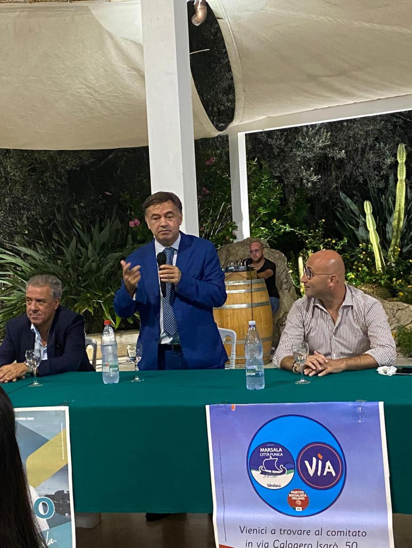 La VIA per l'ex Provincia passa da Alcamo