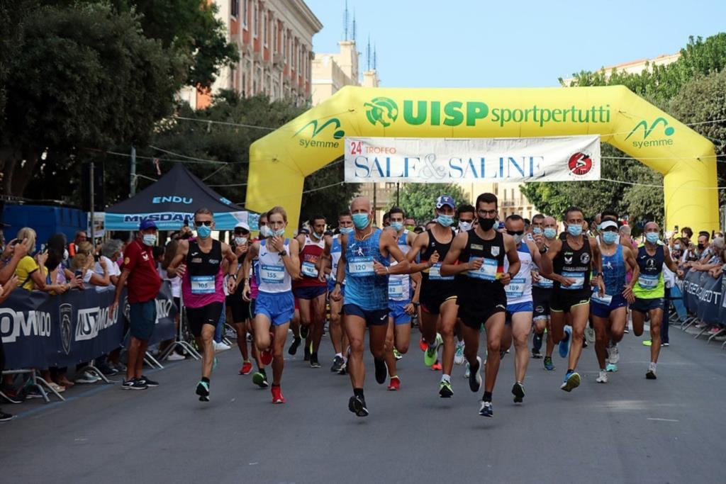 Nicola Mazzara e Maria Grazia Bilello vincono il Trofeo Sale&Saline
