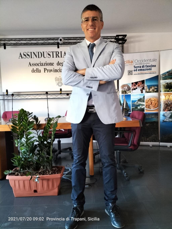 Vito Pellegrino nuovo presidente di Sicindustria Trapani