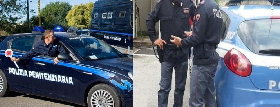 Trapani: poliziotti feriti nel corso di un inseguimento, solidarietà della Uilpa penitenziari
