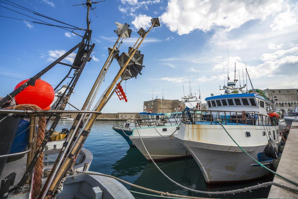Ristori Covid, arriva l'una tantum per i pescatori