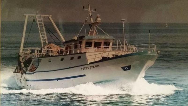 Proseguono le ricerche del peschereccio scomparso tra Ustica e San Vito Lo Capo