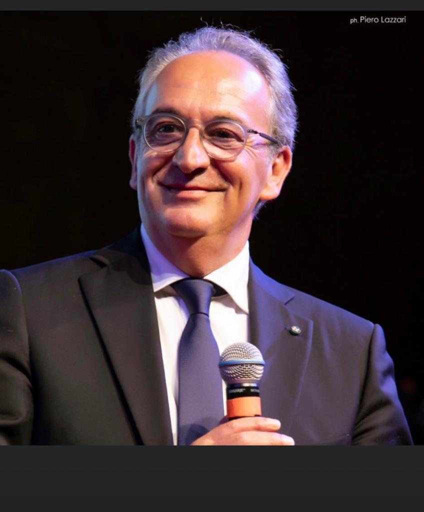 Il saluto di Pino Pace da EX presidente del Trapani calcio