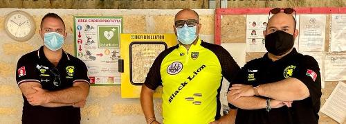 A Castelvetrano il primo poligono cardioprotetto della Sicilia Occidentale