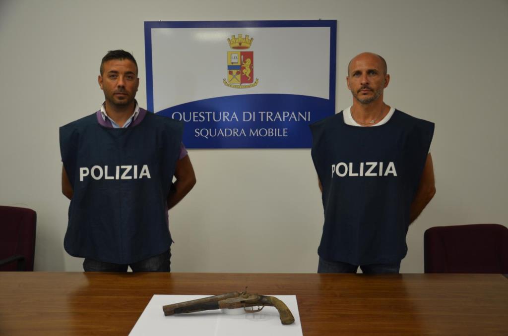 Caso Bucaria, ritrovata l'arma utilizzata nel tentativo di uccidere Cuntuliano