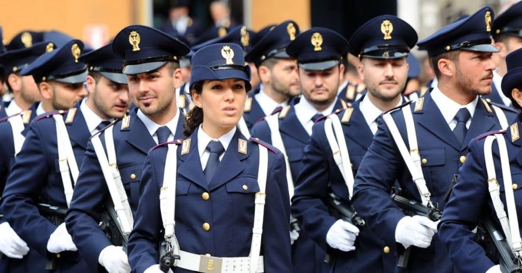 Concorsi, si cercano agenti di Polizia