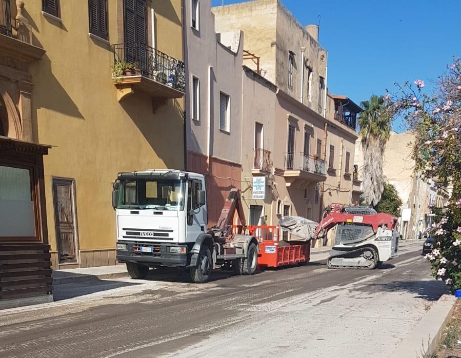 Viabilità e decoro urbano a Marsala