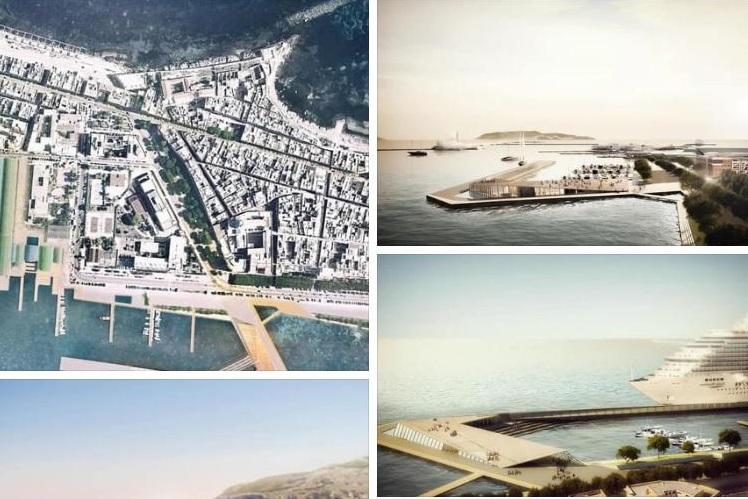 Trapani: ecco il progetto che cambierà il fronte del porto (VIDEO)