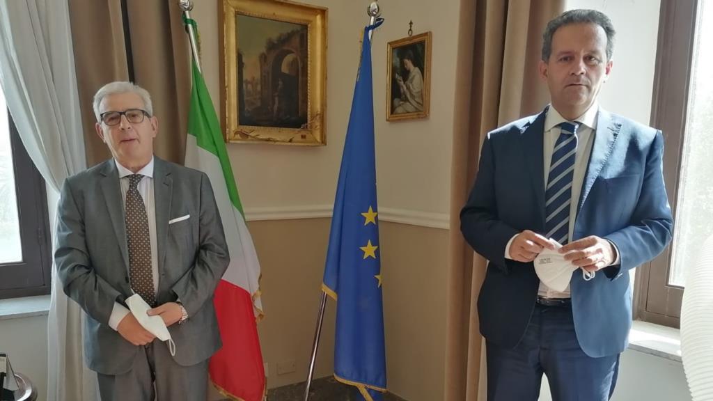 Marsala, la città ringrazia e saluta il prefetto Tommaso Ricciardi