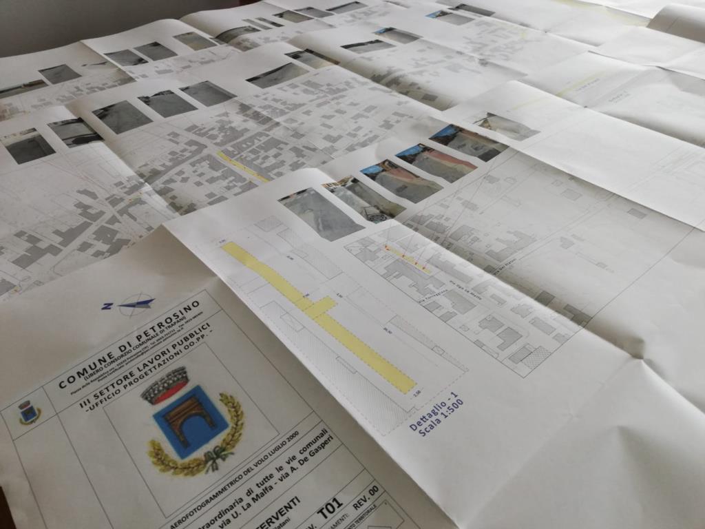 Viabilità a Petrosino, approvato il progetto per la sistemazione di alcune strade
