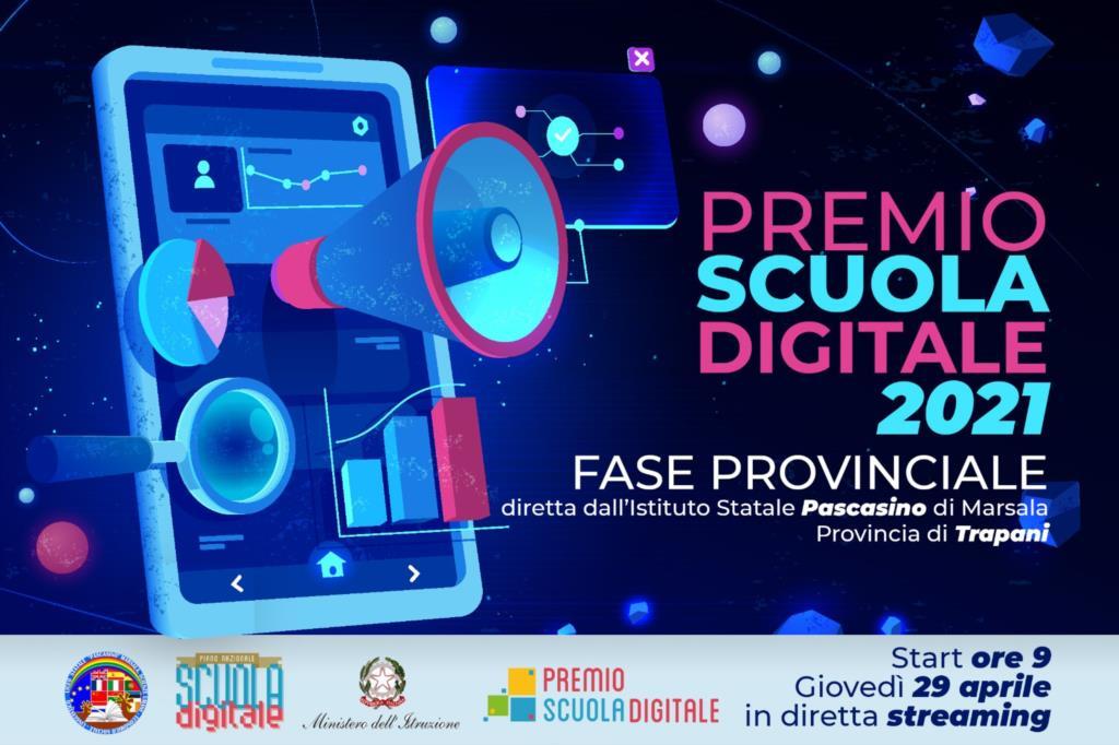 Premio Scuola digitale 2021, gli istituti del trapanese pronti per la finale