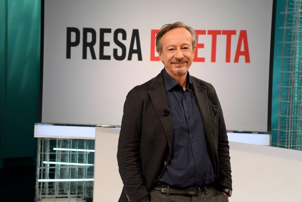 Trapani, Riccardo Iacona alla Casina delle Palme