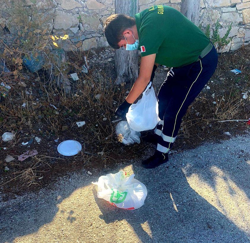 Valderice: procede senza sosta la lotta contro l'abbandono dei rifiuti