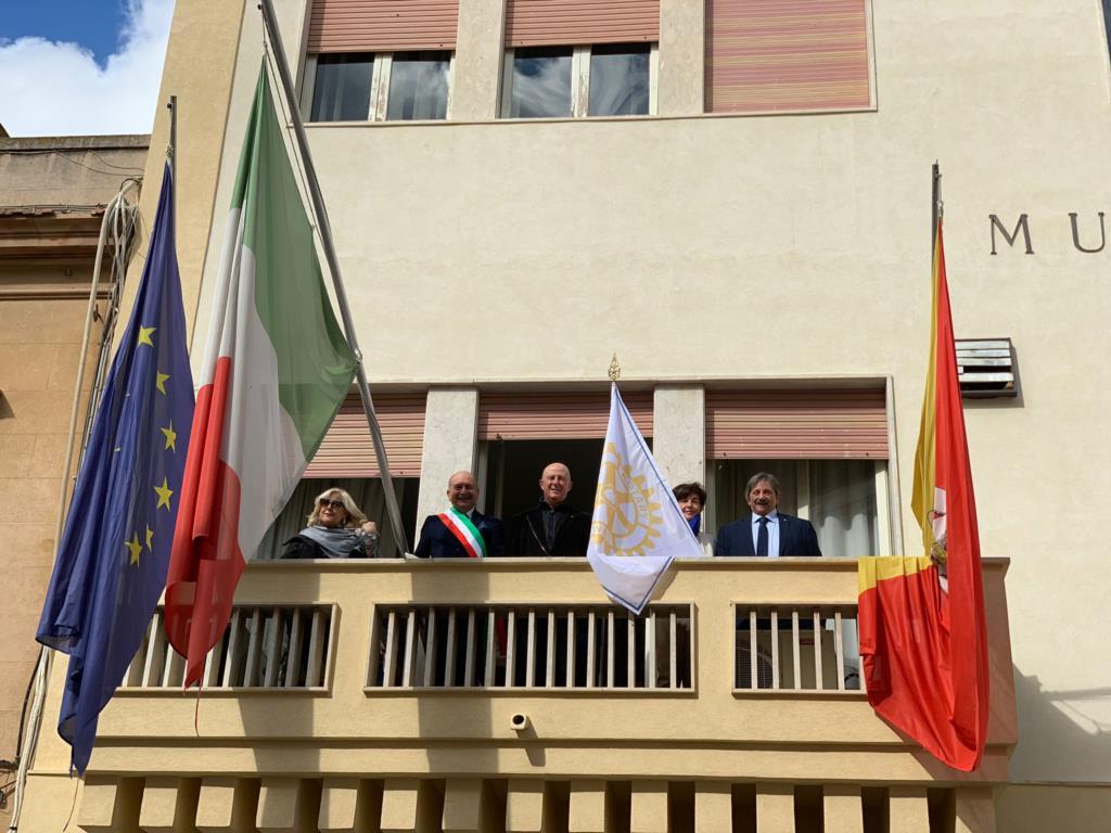 Paceco, celebrato il 116° anniversario del Rotary