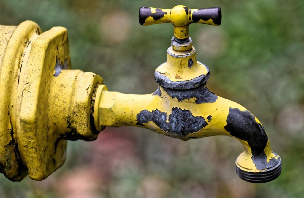 Disagi idrici in diversi comuni della provincia