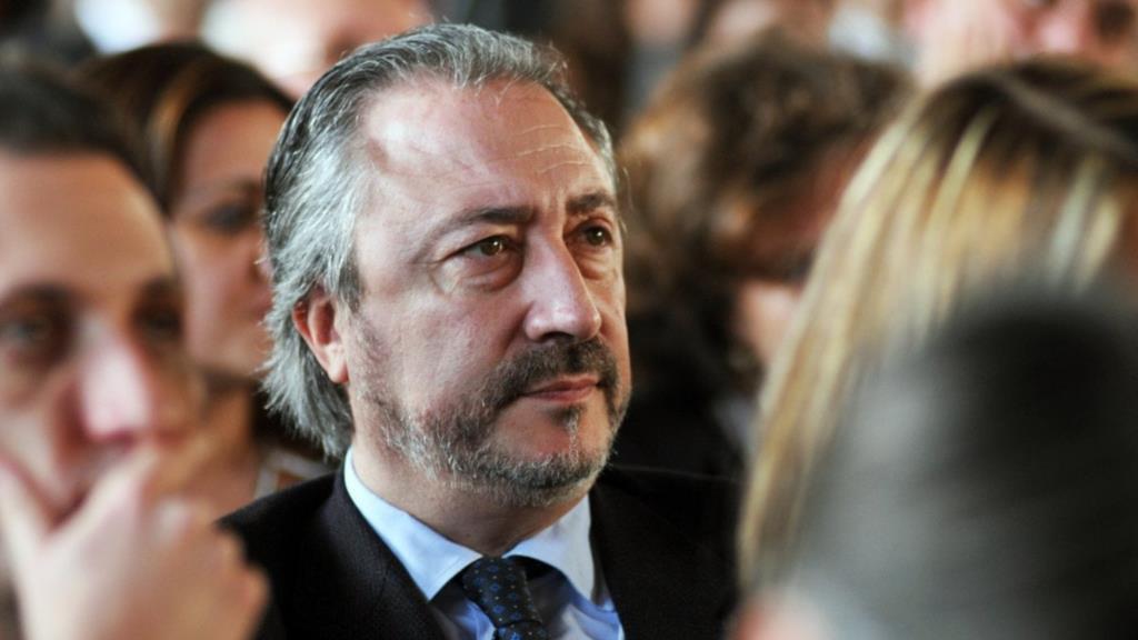 Paolo Ruggirello è positivo al Sars-Cov 2