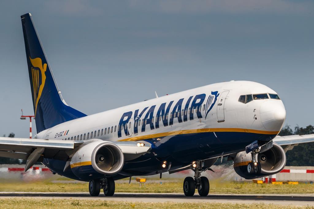 Nuovi voli Ryanair su Trapani, domani l'annuncio