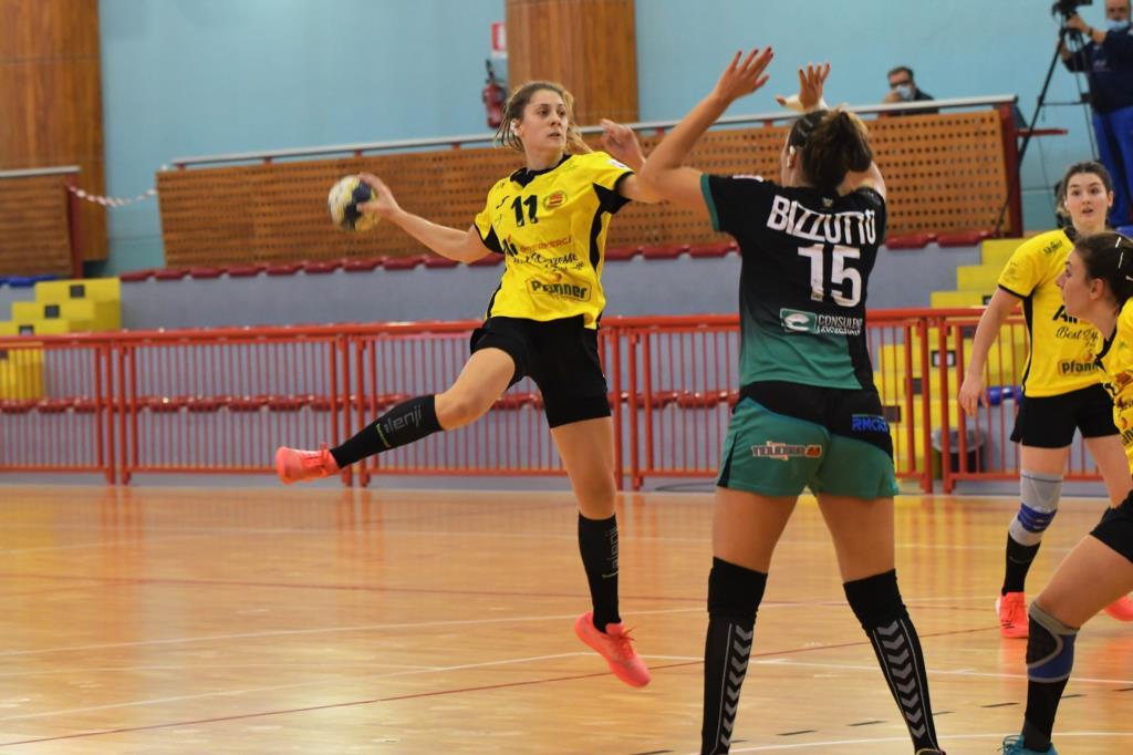 Meritatissimo pari per l' Handball Erice in trasferta a Mestrino