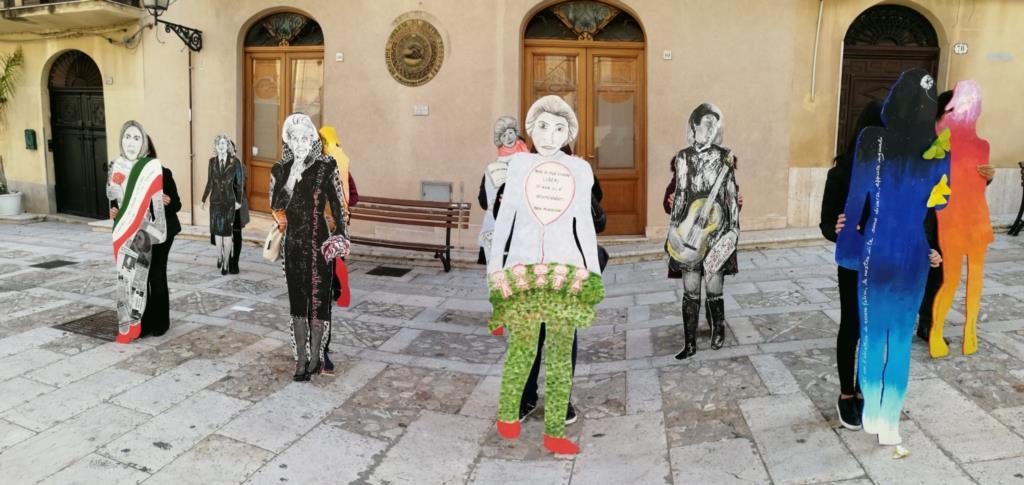 Toponomastica al femminile a Castellammare