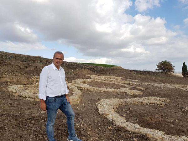 Archeologia, ripulito e sistemato il sito di Mokarta a Salemi