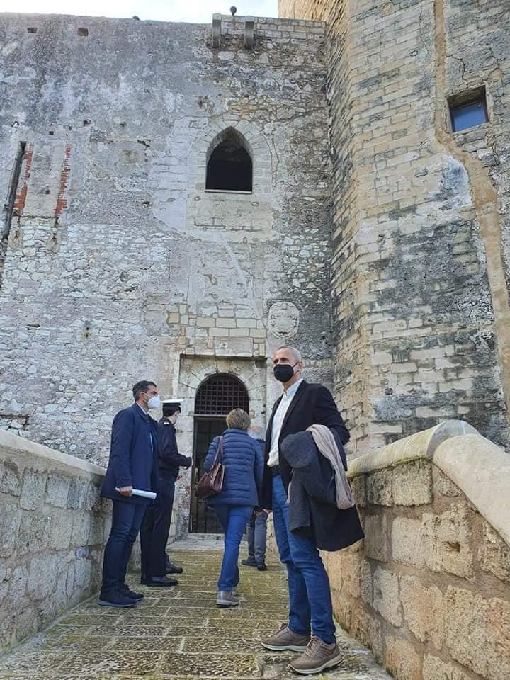 Trapani, il restauro della Colombaia inserito nel Recovery Plan