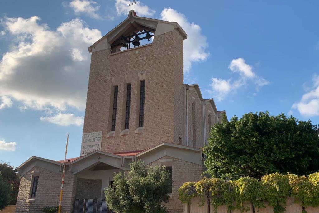 Parroco negativo al Covid, riapre la chiesa di San Giovanni Battista
