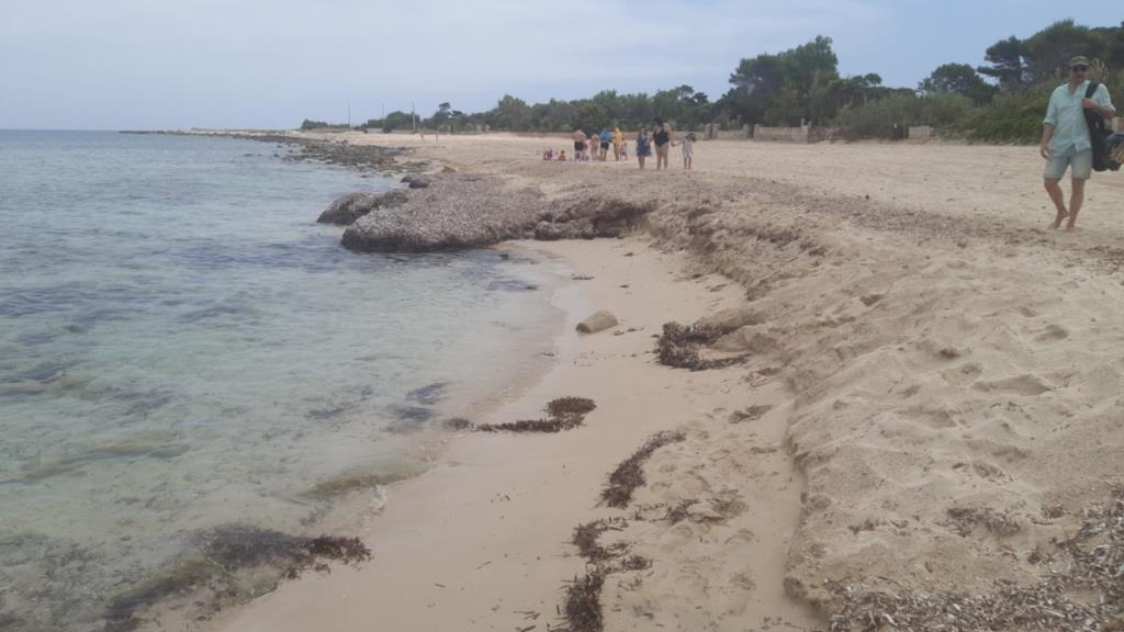 San Vito Lo Capo, la spiaggia scompare poco a poco e la Regione che fa? (VIDEO)