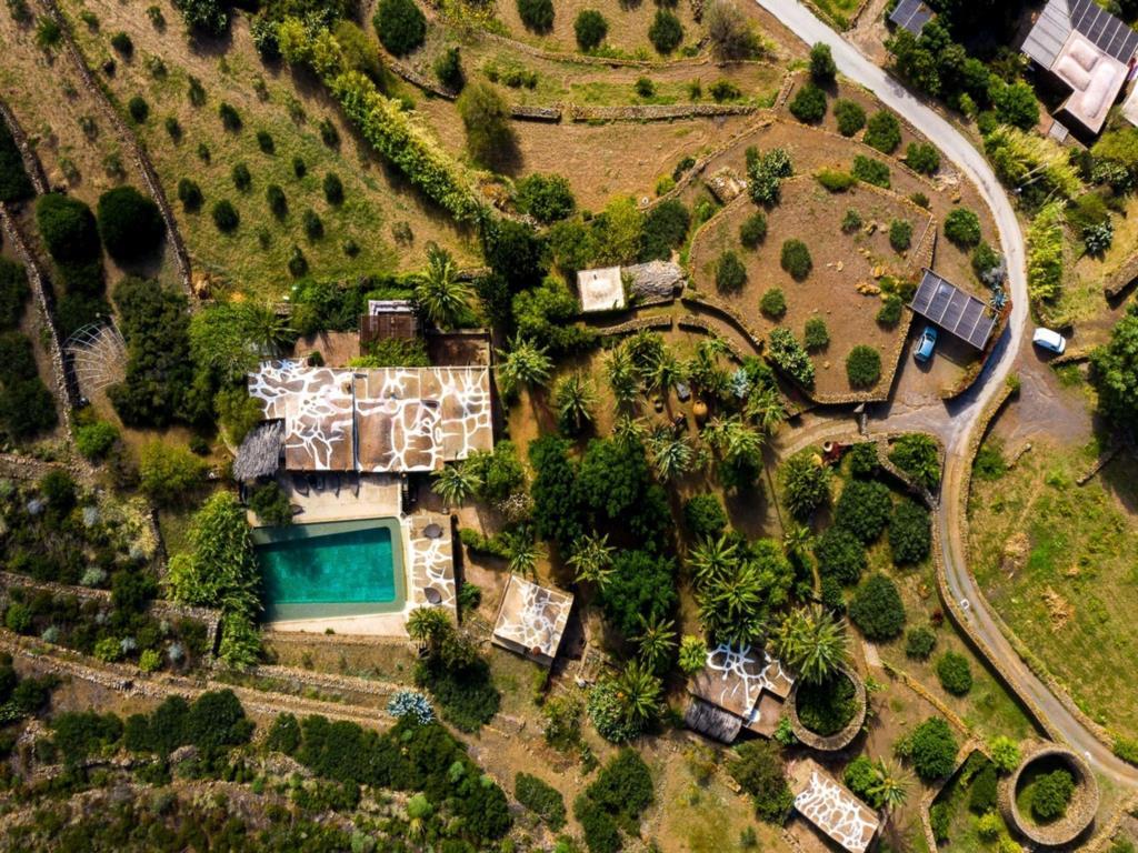 In vendita la proprietà di Ferri a Pantelleria