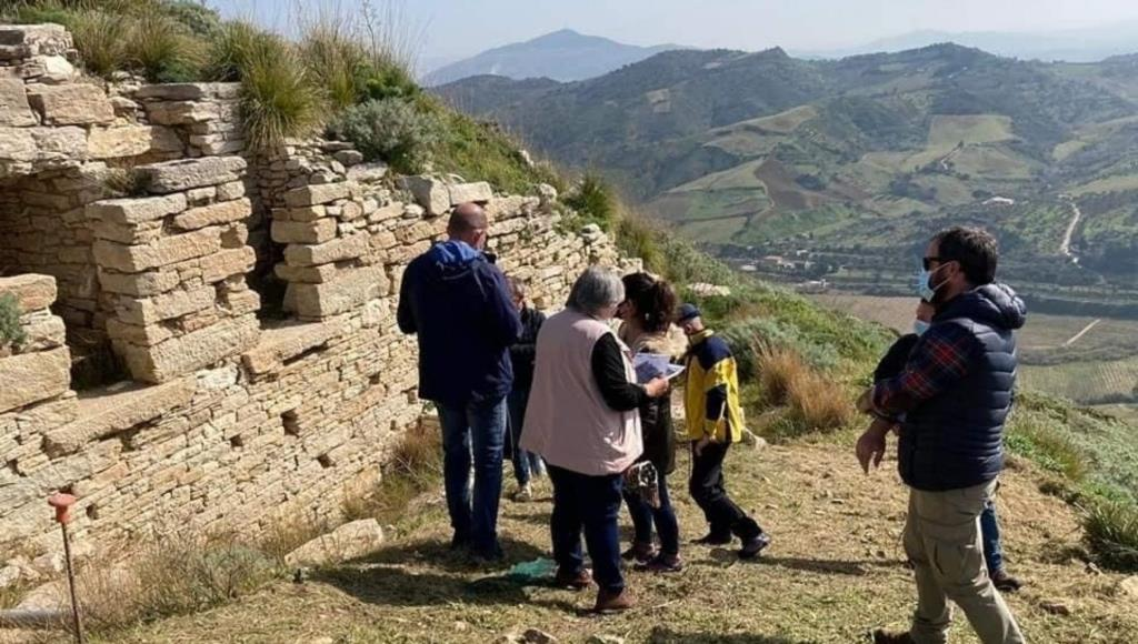 Parco di Segesta: scoperto l'ingresso monumentale all'Agorà (VIDEO)