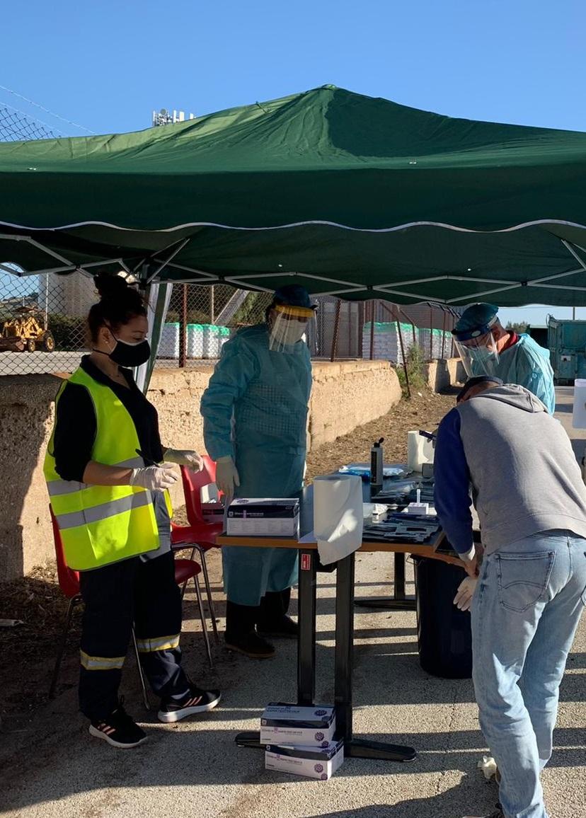 Coronavirus, sale a 2.737 il totale di positivi in provincia di Trapani