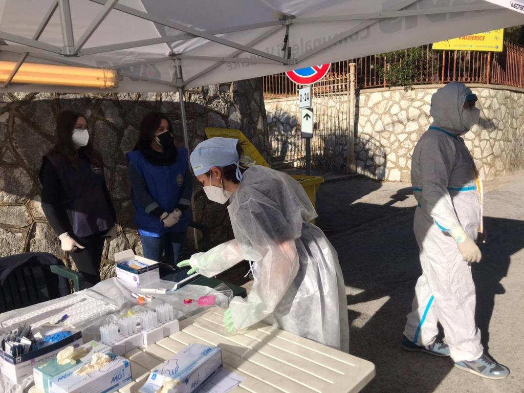 Asp Trapani: conclusa la due giorni di screening anti covid in provincia