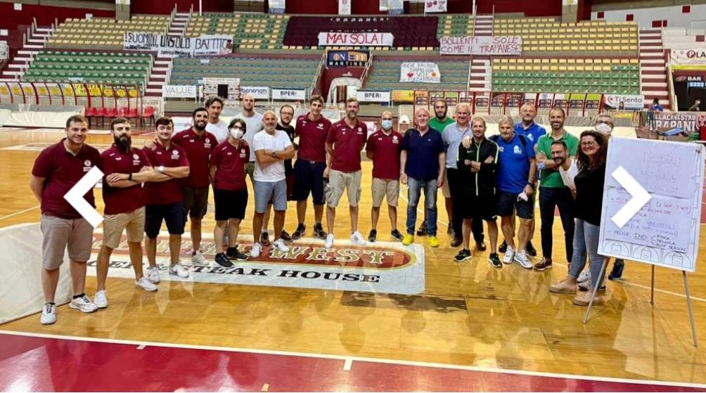 Incontro con coach Daniele Parente