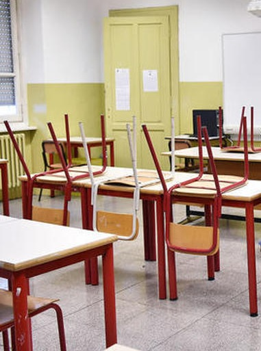 Scuola, slitta all'8 marzo la didattica in presenza al 75 per cento