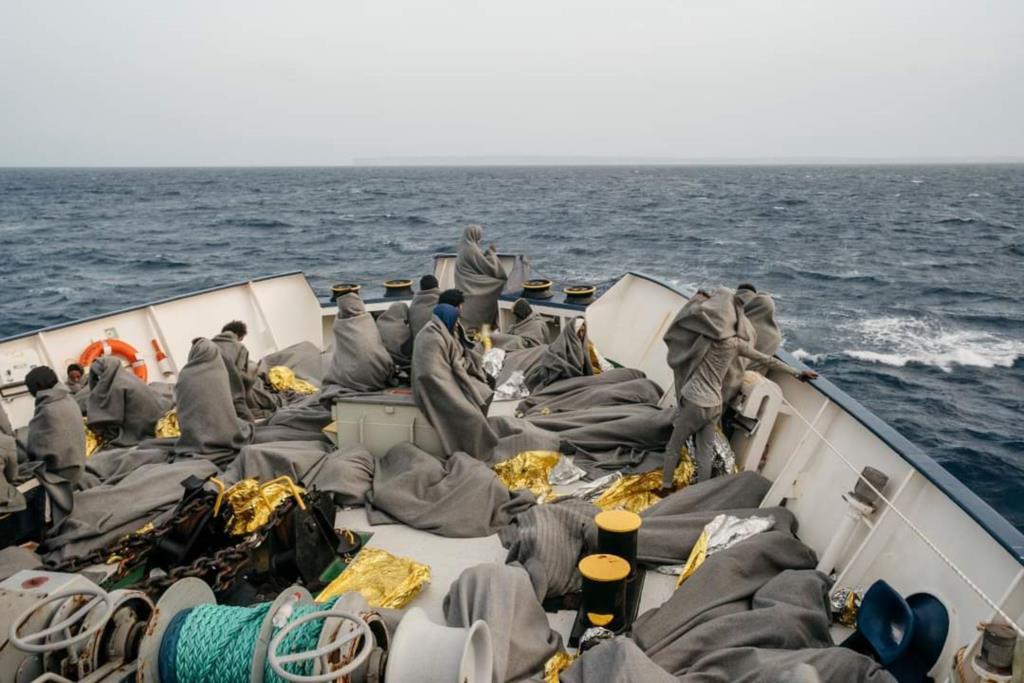 Ancora morti nel Mediterraneo, la Sea Watch in navigazione verso Trapani, ma non è ancora stato assegnato il pos