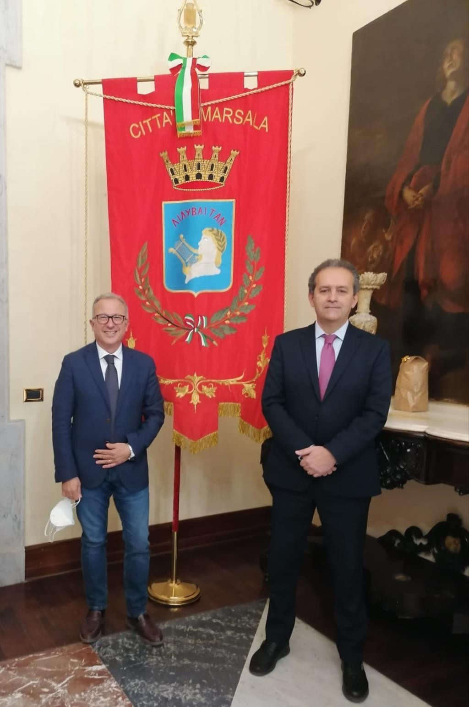 Andrea Giacalone è il nuovo Segretario generale del Comune