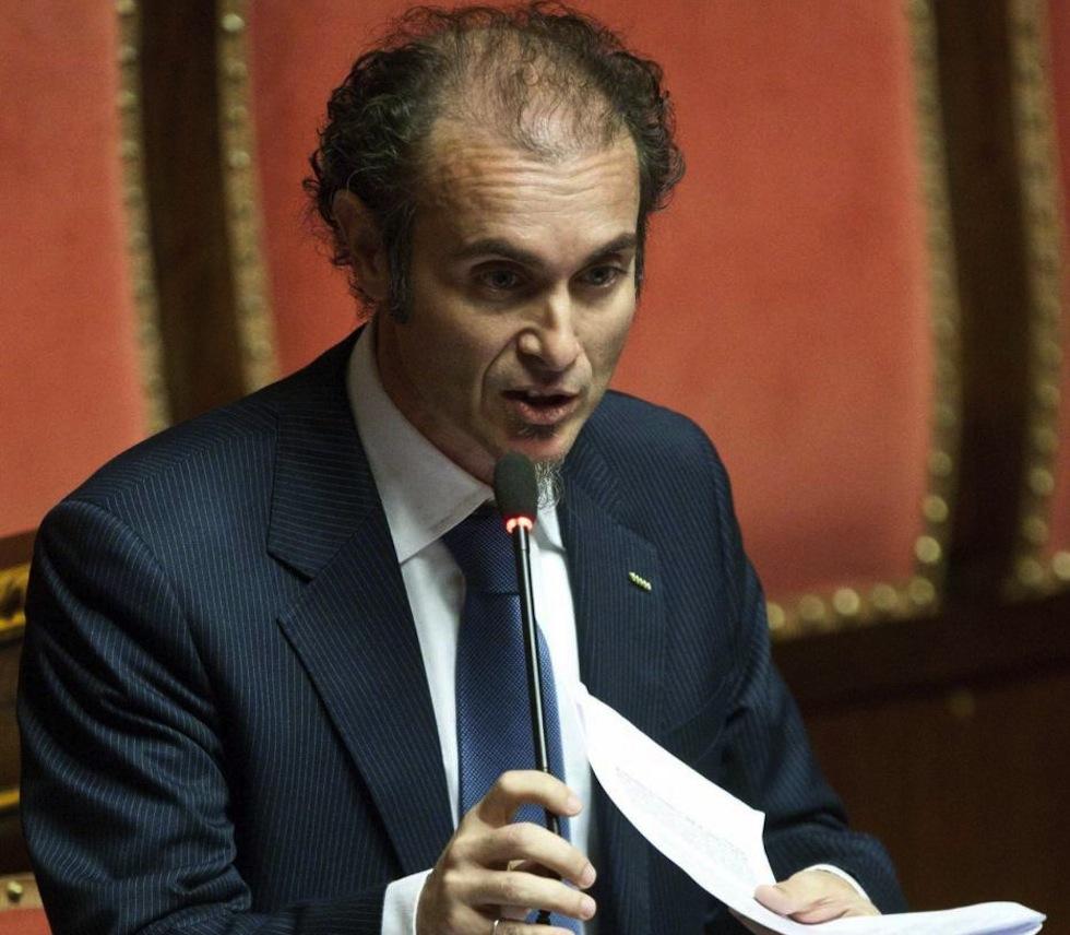 Il senatore Santangelo interroga il ministro sulla situazione Trapani calcio