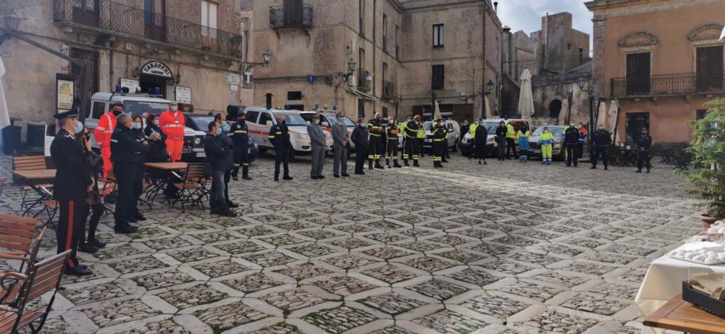 Settimana Nazionale della Protezione Civile: sabato scorso evento ad Erice centro storico