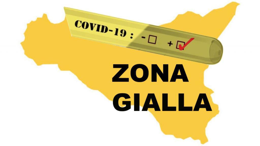 Sicilia in giallo da lunedì 15 febbraio