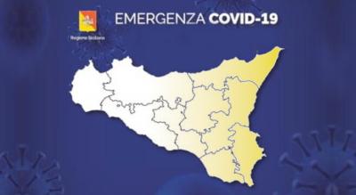 Aumento di ricoveri e contagi: la Sicilia vicina alla zona gialla