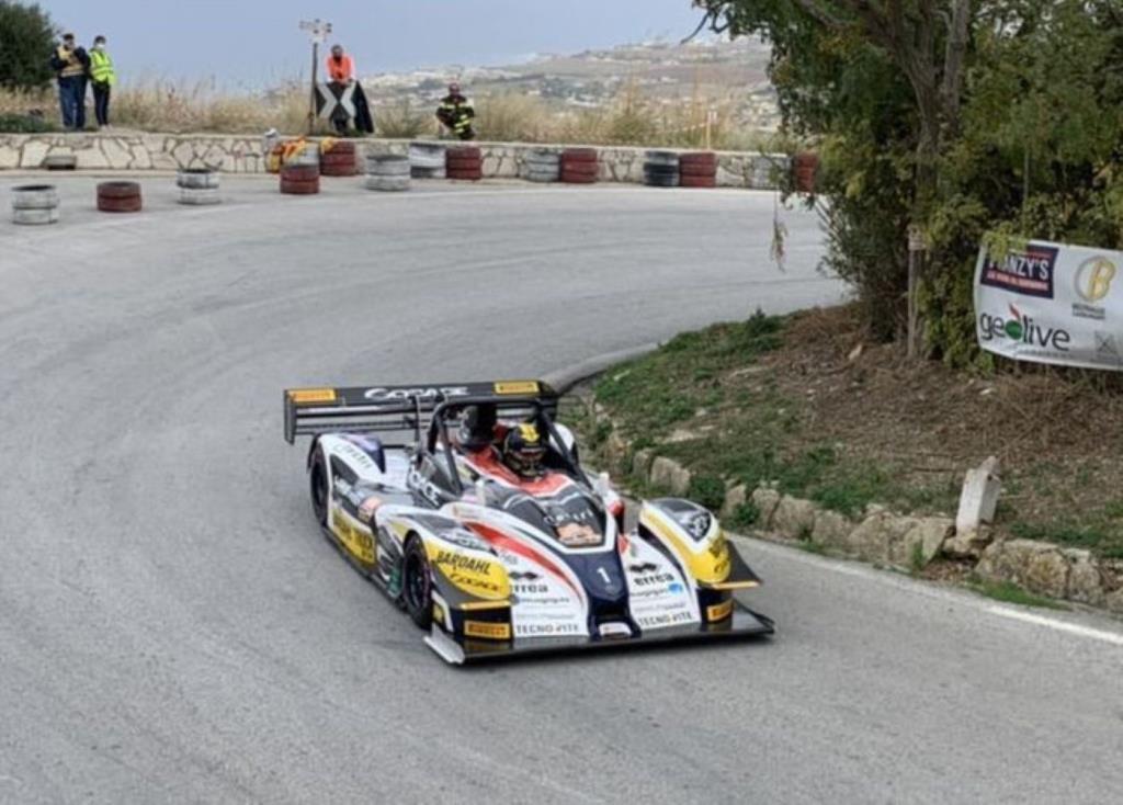 Il fiorentino Simone Faggioli vince la Monte Erice
