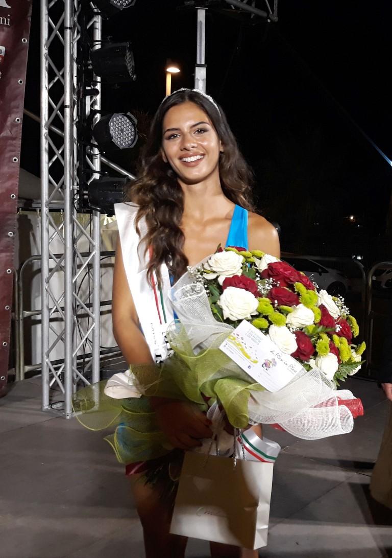 La marsalese Sofia Fici alle nazionali di Miss Italia