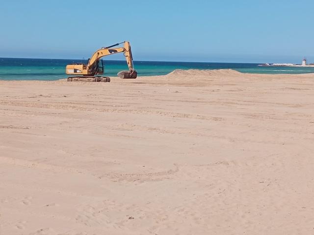 Il litorale ericino si prepara per l'estate