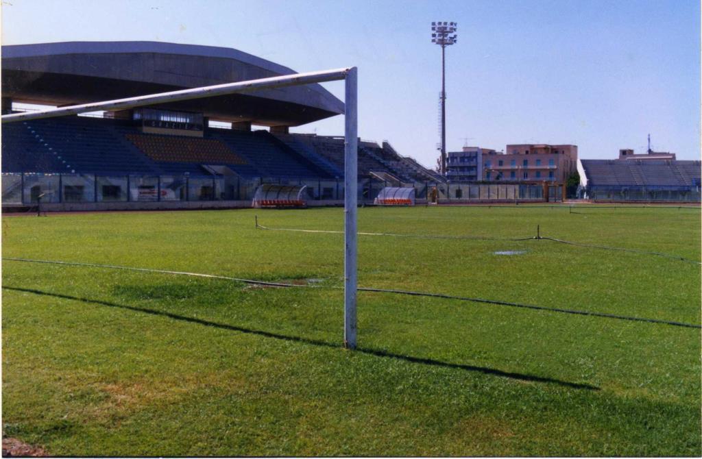 Stadio municipale dichiarato inagibile dalla commissione di vigilanza