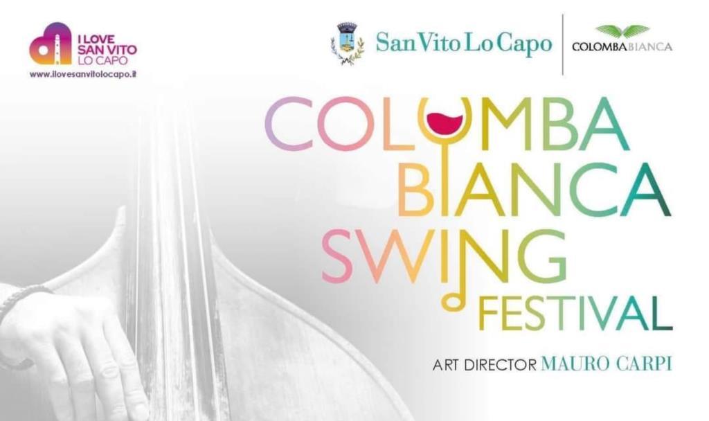 """San Vito Lo Capo, rush finale per """"Colomba Bianca Swing Festival"""""""
