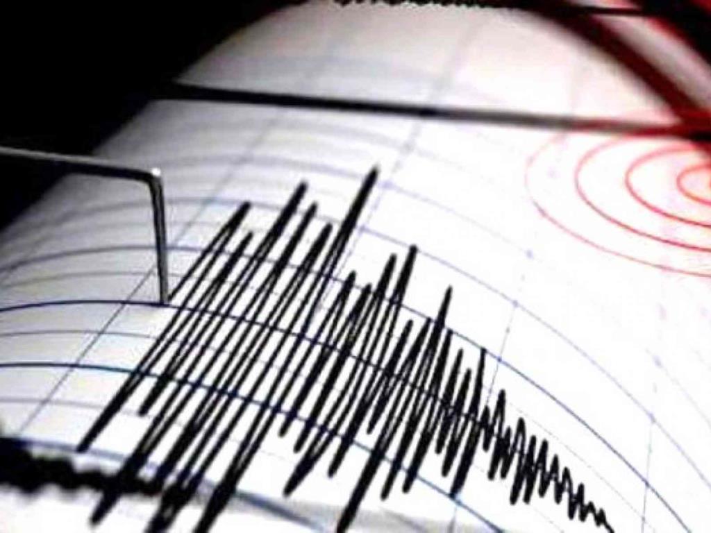 Terremoto nel pomeriggio di oggi a Salaparuta