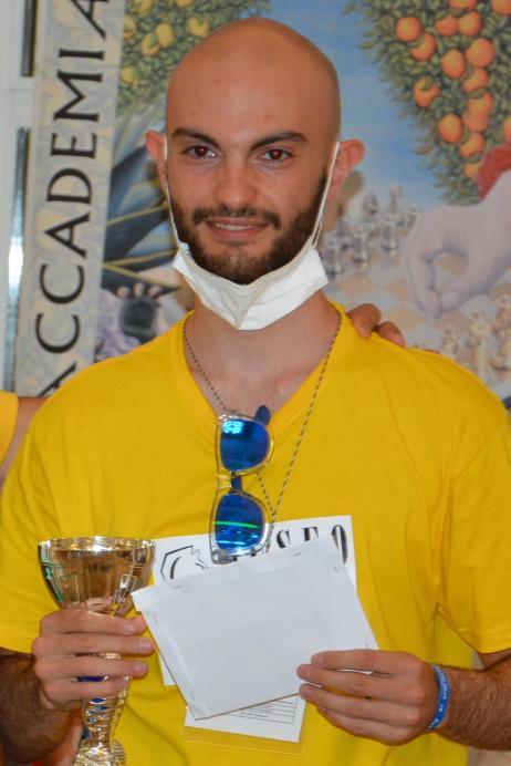 Scacchi, terzo posto del mazarese Francesco Agnello al regionale